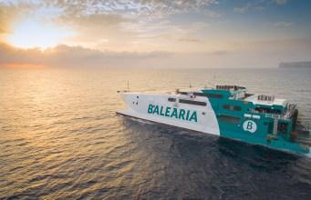 gita in traghetto Maiorca - Minorca - Balearia