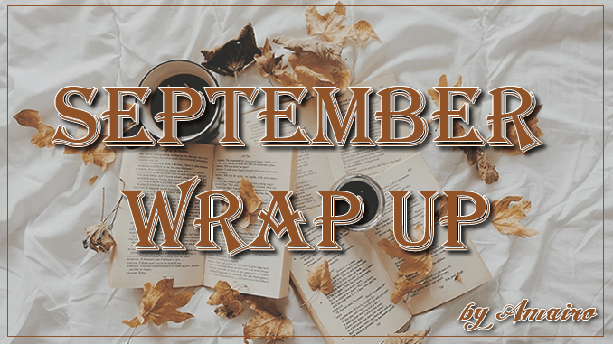 wrap up септември