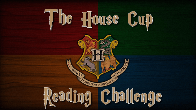 The House Cup Reading Challenge