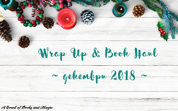 Wrap Up & Book Haul