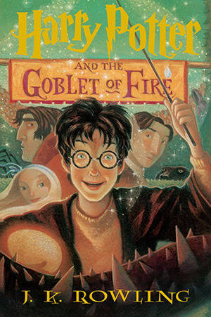 J.K. Rowling – Harry Potter and the Goblet of Fire