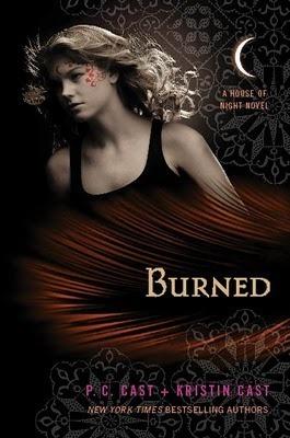 P.C. Cast & Kristin Cast – Burned