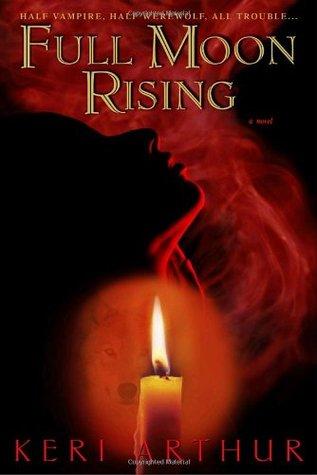 Keri Arthur – Full Moon Rising