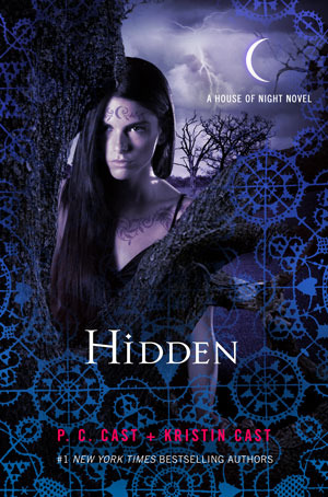 P.C. Cast & Kristin Cast – Hidden