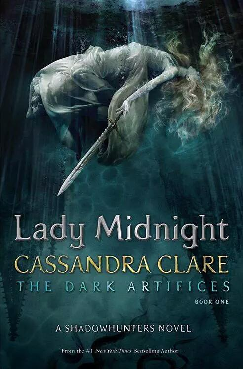 Cassandra Clare – Lady Midnight