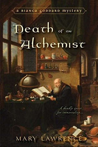 Mary Lawrence – Death of an Alchemist