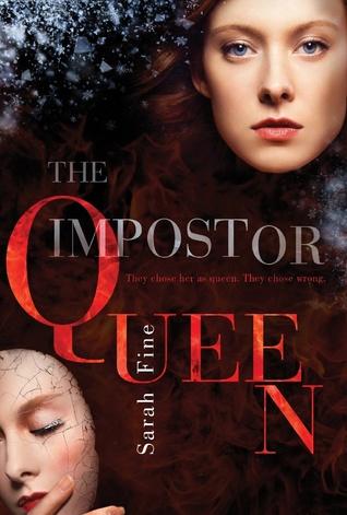 Sarah Fine – The Impostor Queen