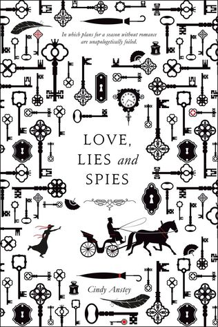 Cindy Anstey – Love, Lies and Spies