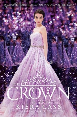 Kiera Cass – The Crown