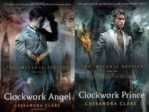clockwork angel and prince