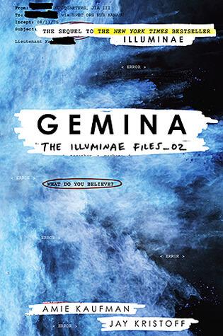 Amie Kaufman & Jay Kristoff – Gemina