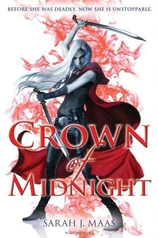 Sarah J. Maas – Crown of Midnight