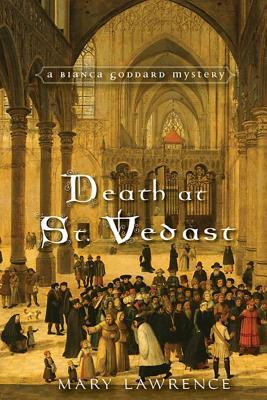 Mary Lawrence – Death at St. Vedast