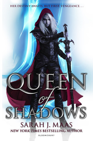 Sarah J. Maas – Queen of Shadows
