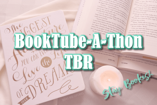 BookTube-A-Thon 2017 TBR
