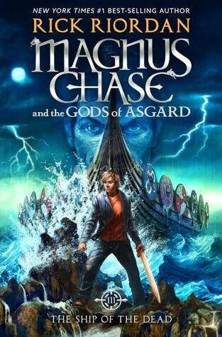Rick Riordan – The Ship of the Dead