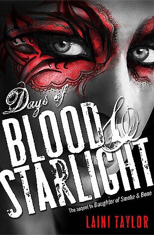 Laini Taylor – Days of Blood & Starlight