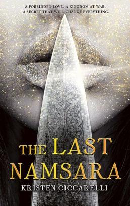 Kristen Ciccarelli – The Last Namsara