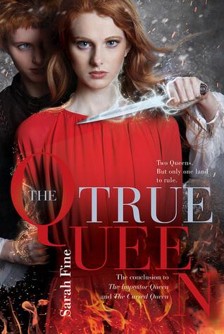 Sarah Fine – The True Queen