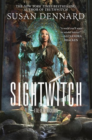 Susan Dennard – Sightwitch