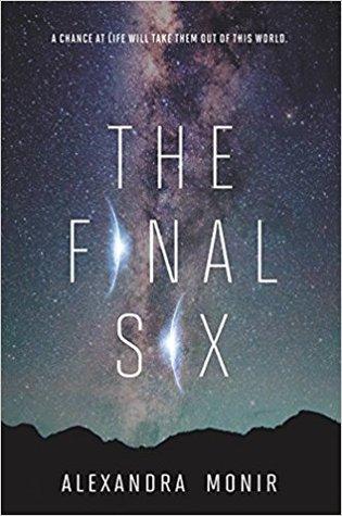 Alexandra Monir – The Final Six