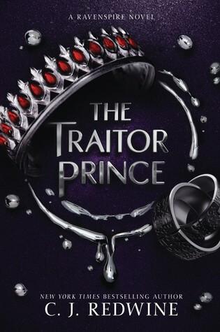 C.J. Redwine – The Traitor Prince