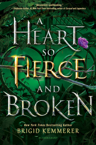 Brigid Kemmerer – A Heart So Fierce and Broken