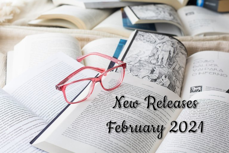 New Releases for February 2021
