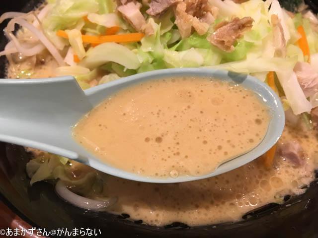 ベジタブル家系 スープ