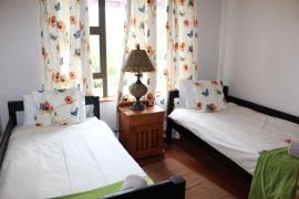 The third bedroom - Inkungu Estate Cottage 13 (Guineafowl Rest)