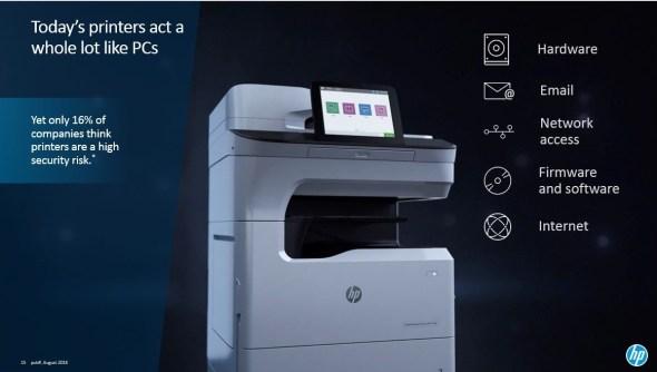 Printers are like PCs