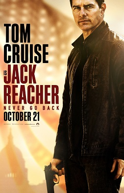 Jack Reacher Never Go Back