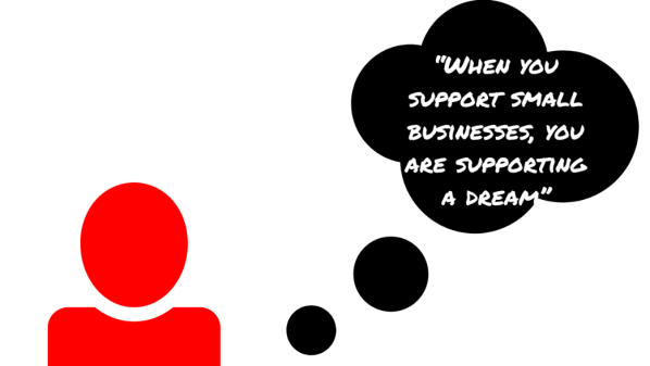 Why we help small businesses