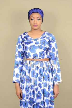 One Nation Cowlneck Blue Flowers (1)