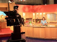 Amalia Moreno-Damgaard cooking demonstration