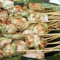guetemalan cook amalia: Chicken Pinchos, Latin chicken skewers