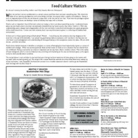 publication by Amalia, Latino American Today, recipe, food, culture