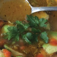 Amalia LLC Guatemalan Cookbook: Caldo de Res, Guatemalan beef soup