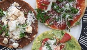 tostadas, Amalia Moreno-Damgaard, recipes
