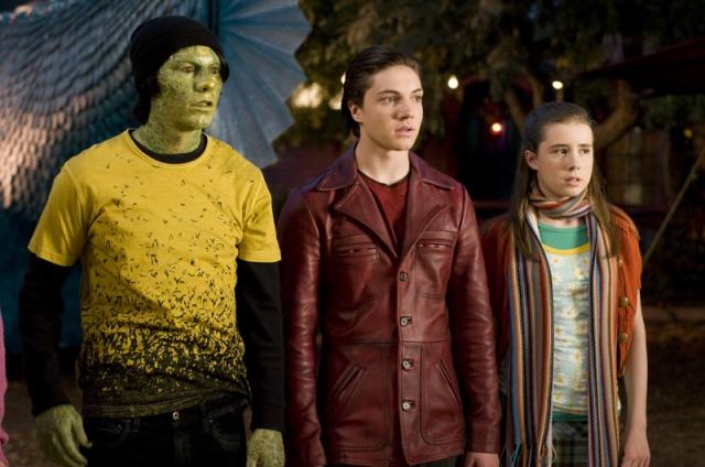 Evra, Darren, and Rebecca