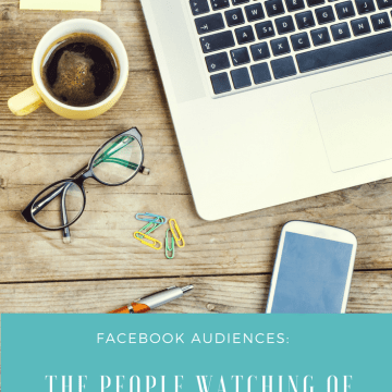 Creating Facebook Audiences and running more targeted ads