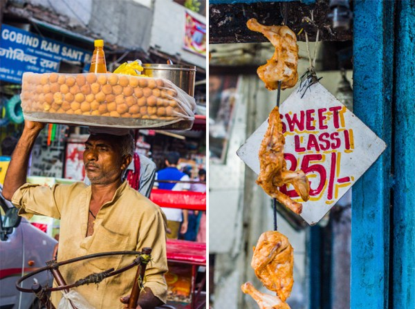 Indian street food, food and travel photography food of India