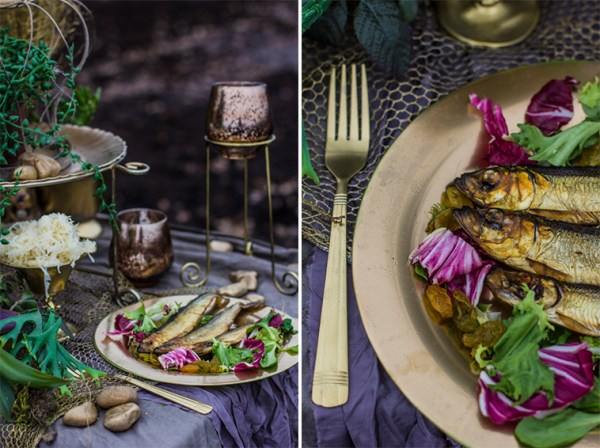 Radi Vidi celebration and food photography Amalija Andersone photo