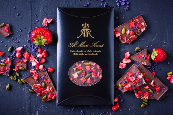 Al Mari Anni chocolate food photo Amalija Andersone