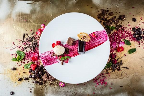 ēdienu foto Amalija Andersone, restorānu ēdienu foto ELEMENTS