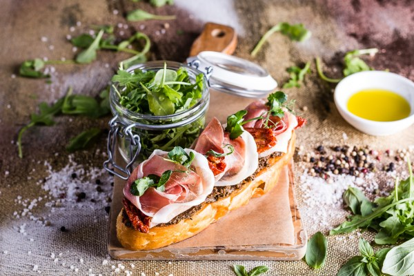 italian food photography Amalija Andersone photo