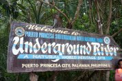 Underground river masuk dalam kawasan alam konservasi
