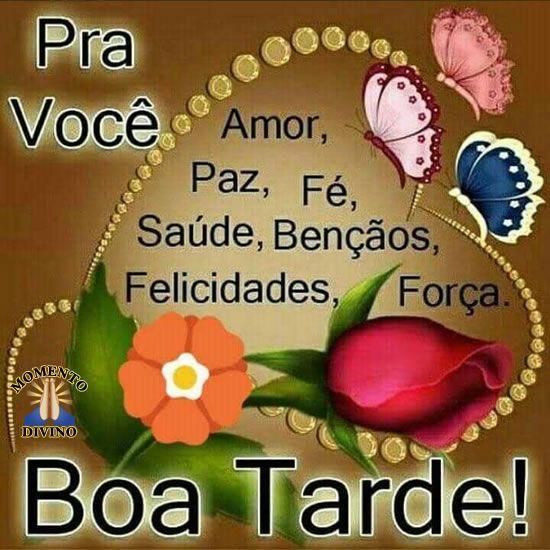 Para você meus amigos do zap, paz, amor, esperança e felicidades