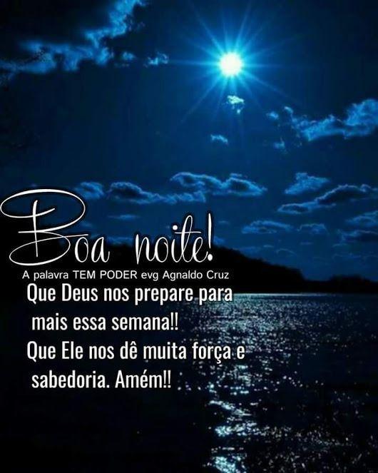 Tenha uma noite maravilhosa e abençoada ´por Deus com soninho repleto de paz e amor