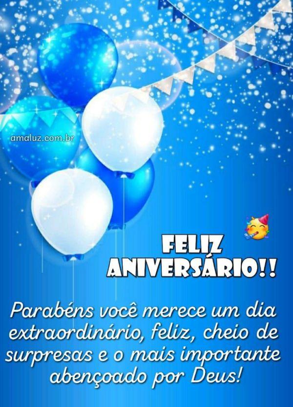 feliz aniversario muitas felicidades para você nesse dia